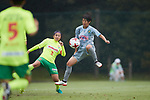 Rin Sumida (Beleza), <br /> SEPTEMBER 17, 2017 - Football / Soccer : <br /> 2017 Plenus Nadeshiko League Division 1 match <br /> between JEF United Ichihara Chiba Ladies 0-1 NTV Beleza <br /> at Frontier Soccer Field in Chiba, Japan. <br /> (Photo by AFLO SPORT)