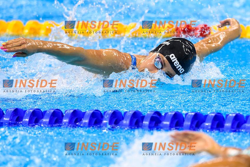 POLIERI Alessia ITA Women's 200m Butterfly <br /> Rio de Janeiro 09-08-2016 Olympic Aquatics Stadium <br /> Swimming Nuoto <br /> Foto Andrea Staccioli/Deepbluemedia/Insidefoto