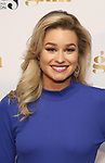 Miss California MacKenzie Freed attends the cocktail party for the Dramatists Guild Foundation 2018 dgf: gala at the Manhattan Center Ballroom on November 12, 2018 in New York City.