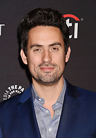 BEVERLY HILLS, CA - SEPTEMBER 08:  Actor Ed Weeks attends The Paley Center for Media's 11th Annual PaleyFest fall TV previews Los Angeles for Hulu's The Mindy Project at The Paley Center for Media on September 8, 2017 in Beverly Hills, California.<br /> CAP/ROT/TM<br /> &copy;TM/ROT/Capital Pictures
