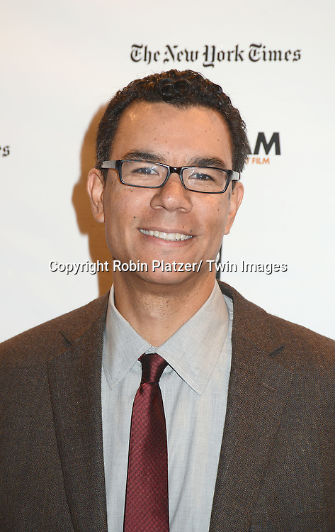 Peter Nicks attends the 22nd Annual IFP Gotham Independent Film  Awards on November 26, 2012 at Cipriani Wall Street in New York City.