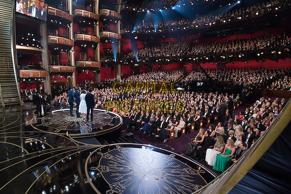 The 88th Oscars&reg; at the Dolby&reg; Theatre in Hollywood, CA on Sunday, February 28, 2016.<br /> *Editorial Use Only*<br /> CAP/PLF<br /> Supplied by Capital Pictures