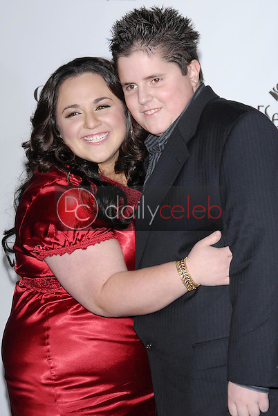 Nikki Blonsky and guest<br />at 'Movies Rock' A Celebration Of Music In Film, Kodak Theatre, Hollywood, CA. 12-02-07<br />Dave Edwards/DailyCeleb.com 818-249-4998