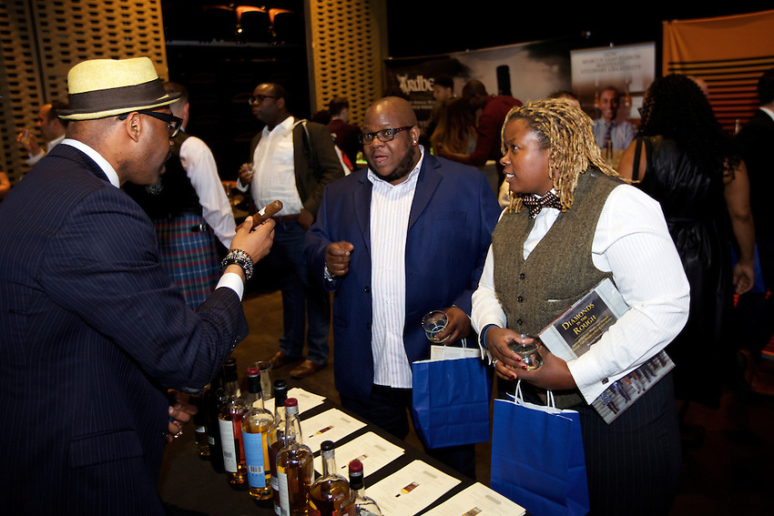 New York, NY - March 25, 2016: Harlem Whiskey Renaissance at MIST Harlem.<br /> <br /> CREDIT: Clay Williams.<br /> <br /> &copy; Clay Williams / claywilliamsphoto.com