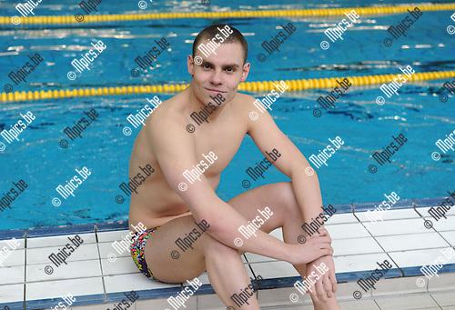 2013-05-14 / Zwemmen / seizoen 2012-2014 / Dario Jacobs..Foto: Mpics.be