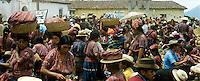 Guatemala Indian village market