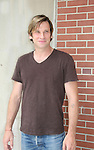 Roger Howarth - As The World Turns' shoots its last show on June 23, 2010 at the studios in Brooklyn, New York. (Photo by Sue Coflin/Max Photos)