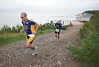 26 SEP 2010 - CLACTON, GBR - Paul Gammon - Clacton Standard Distance Triathlon (PHOTO (C) NIGEL FARROW)