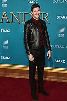 "HOLLYWOOD, CA - FEBRUARY 13: David Berry, at the Premiere Of Starz's ""Outlander"" Season 5 at HHollywood Palladium in Hollywood California on February 13, 2020. Credit: Faye Sadou/MediaPunch"