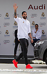 Gustavo Lima during the Audi Car delivery, at the basketball players of the Real Madrid. May 25,2016. (ALTERPHOTOS/Rodrigo Jimenez)