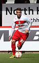 Max Ehmer of Stevenage (on loan from QPR). Stevenage v MK Dons - npower League 1 -  Lamex Stadium, Stevenage - 27th April, 2013. © Kevin Coleman 2013. ..