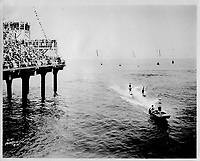 Atlantic City New Jersey Vintage Steel Pier 1930<br />