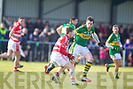 David Moran  Kerry in action against TJ Brosnan Cork IT in the semi final of the McGrath Cup at John Mitchells Grounds on Sunday.