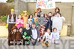FANCY: Children from Ballyduff Central National School who dressed up to take part in the St Patrick's Day Parade in Ballyduff on Monday. ..   Copyright Kerry's Eye 2008