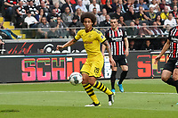 goal, Tor zum 0:1 für Axel Witsel (Borussia Dortmund) - 22.09.2019: Eintracht Frankfurt vs. Borussia Dortmund, Commerzbank Arena, 5. Spieltag<br /> DISCLAIMER: DFL regulations prohibit any use of photographs as image sequences and/or quasi-video.