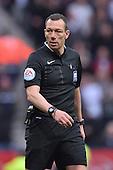22/04/2016 Sky Bet Championship Preston North End v Burnley<br /> Referee, Kevin Friend