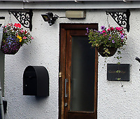 Gower Lodge Care Home in Gowerton near Swansea, Wales, UK.