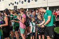 GRONINGEN - Voetbal, Opendag FC Groningen, seizoen 2018-2019, 05-08-2018, FC Groningen speler Mike te Wierik