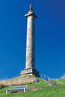 The Duke of Gordon Monument, Ladyhill, Elgin