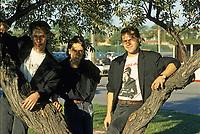 August 1986  - Boycut <br /> Photo : (c)by Pierre Roussel