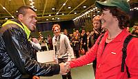 8-2-10, Rotterdam, Tennis, ABNAMROWTT,  modeshow, Tsonga