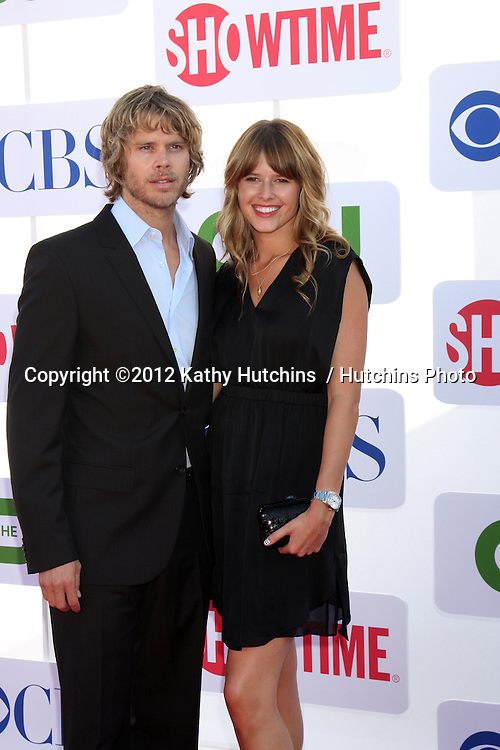LOS ANGELES - JUL 29:  Eric Christian Olsen arrives at the CBS, CW, and Showtime 2012 Summer TCA party at Beverly Hilton Hotel Adjacent Parking Lot on July 29, 2012 in Beverly Hills, CA