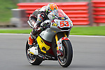 hertz british grand prix during the world championship 2014.<br /> Silverstone, england<br /> August 31, 2014. <br /> Race Moto2<br /> tito rabat<br /> PHOTOCALL3000/ RME