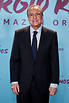"Florentino Perez attends to ""El Corazon De Sergio Ramos"" premiere at Reina Sofia Museum in Madrid, Spain. September 10, 2019. (ALTERPHOTOS/A. Perez Meca)"