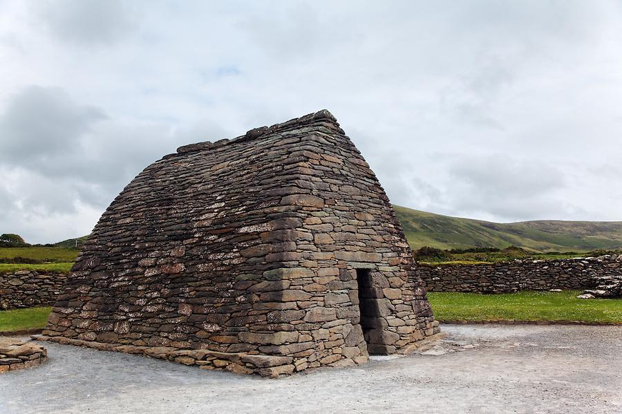 The Gallarus Oratory, Dingle Peninsula, County Kerry, Republic of Ireland