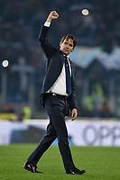 Simone Inzaghi Lazio coach<br /> Roma 7-12-2019 Stadio Olimpico <br /> Football Serie A 2019/2020 <br /> SS Lazio - Juventus<br /> Foto Antonietta Baldassarre / Insidefoto