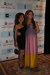 All My Children's Susan Lucci poses with OLTL's Beth Ann Bonner as they attend the after party of ABC and SOAPnet's Salute to Broadway Cares/Equity Fights Aids on March 9, 2009 at the New York Marriott Marquis, New York, NY.  (Photo by Sue Coflin/Max Photos)