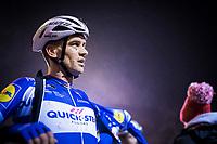 Zdenek Stybar (CZE/Quick-Step Floors) post-race<br /> <br /> men's race<br /> 44th Superprestige Diegem (BEL) 2018<br /> ©kramon