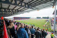 Picture by Allan McKenzie/SWpix.com - 30/03/2018 - Rugby League - Betfred Super League - Hull KR v Hull FC - KC Lightstream Stadium, Hull, England - A general view of Hull KR playing Hull FC in the Super League Hull derby, fans, supporters.