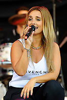 AUG 04 Louise performing at Brighton and Hove Pride 2018