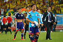 Yuto Nagatomo (JPN), <br /> JUNE 24, 2014 - Football /Soccer : <br /> 2014 FIFA World Cup Brazil <br /> Group Match -Group C- <br /> between Japan 1-4 Colombia <br /> at Arena Pantanal, Cuiaba, Brazil. <br /> (Photo by YUTAKA/AFLO SPORT)