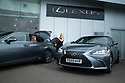 02/09/19<br /> <br /> Topps Express take deliver of their first three Lexus NS 300h hybrids at Leicester Lexus. <br /> <br /> All Rights Reserved: F Stop Press Ltd.  <br /> +44 (0)7765 242650 www.fstoppress.com