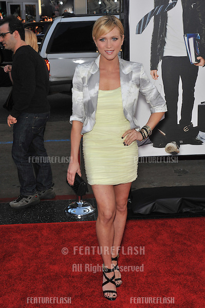 "Brittany Snow at the Los Angeles premiere of ""17 Again"" at Grauman's Chinese Theatre, Hollywood..April 14, 2009  Los Angeles, CA.Picture: Paul Smith / Featureflash"