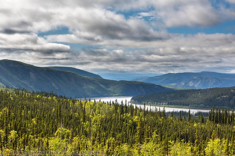 Interior Alaska.