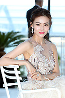 Zhou Zhi at the Hotel Excelsior during the 74th Venice film festival on the September 8.2017 in Venice, Italy. <br /> CAP/GOL<br /> &copy;GOL/Capital Pictures