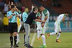 Atlético Nacional venció como local 3-0 a Cortulua. Adelanto de la fecha 16 de la Liga Águila II-2017.