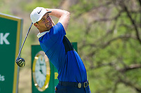Lucas Bjerregaard (DEN) during the first round at the Nedbank Golf Challenge hosted by Gary Player,  Gary Player country Club, Sun City, Rustenburg, South Africa. 14/11/2019 <br /> Picture: Golffile | Tyrone Winfield<br /> <br /> <br /> All photo usage must carry mandatory copyright credit (© Golffile | Tyrone Winfield)