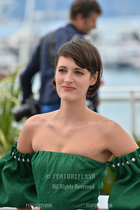 Phoebe Waller-Bridge at the photocall for &quot;Solo: A Star Wars Story&quot; at the 71st Festival de Cannes, Cannes, France 15 May 2018<br /> Picture: Paul Smith/Featureflash/SilverHub 0208 004 5359 sales@silverhubmedia.com