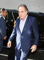 NEW YORK, NY-September 14: Oliver Stone at Today Show to talk about the new movie Snowden in New York. September 14, 2016. Credit:RW/MediaPunch
