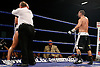Tony Oakey stops Steve Spartacus in the 12th and final round in a british light heavyweight title contest at the excel arena - 18-05-07