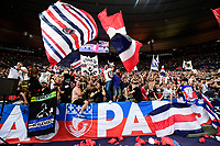 supporters ultras du PSG - Ambiance<br /> Parigi 27-05-2017 Stade de France <br /> Angers - Paris Saint Germain PSG Finale Coppa di Francia 2016/2017  <br /> Foto JB Autissier/ Panoramic/insidefoto