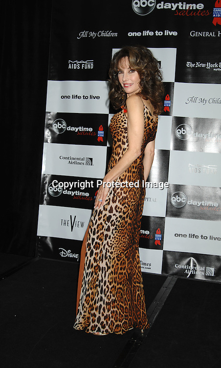 """Susan Lucci of All My Children..at the afterparty for The 3rd Annual """"ABC Daytime Salutes Broadway Cares/Equity Fights Aids """" Benefit at the Marriott Marquis in New York on February 25, 2007. ..Robin Platzer, Twin Images.."""