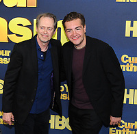 www.acepixs.com<br /> <br /> September 27 2017, New York City<br /> <br /> Steve Buscemi (L) and Michael Gandolfini arriving at the premiere of Season 9 of 'Curb Your Enthusiasm' at the SVA Theater on September 27, 2017 in New York City. <br /> <br /> By Line: William Jewell/ACE Pictures<br /> <br /> <br /> ACE Pictures Inc<br /> Tel: 6467670430<br /> Email: info@acepixs.com<br /> www.acepixs.com