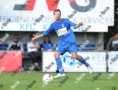 2011-07-24 / Voetbal / seizoen 2011-2012 / KFC Katelijne / Vereecken Bart..Foto: mpics