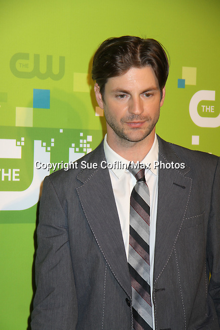 Gale Harold - The Secret Circle at the CW Upfront 2011 green carpet arrivals at Jazz at Lincoln Center, New York City, New York on May 18, 2011. (Photo by Sue Coflin/Max Photos)