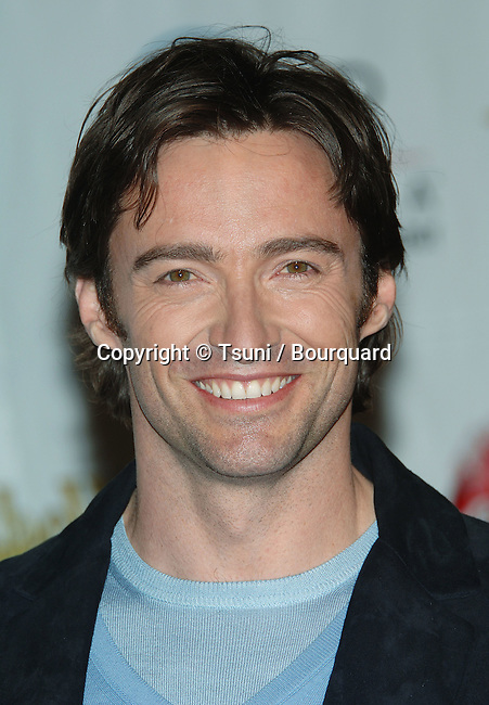 Hugh Jackman at Showest Awards at the Paris Hotel In Las Vegas. March 16, 2006.